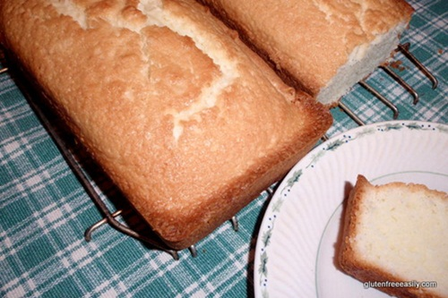 Shirley's Perfect Pound Cake - Dairy-free and optionally Gluten-Free