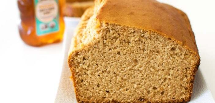 Honey Quick Bread from Grandma, with Love