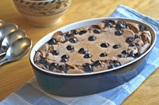 Blueberry Oat Breakfast Pudding - Dairy-Free and Vegan