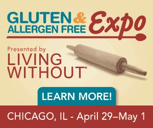 Gluten-Free Allergen-Free Expo in Chicago - 2011