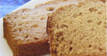Honey-Kissed Quick Bread - Dairy-Free and Egg-Free