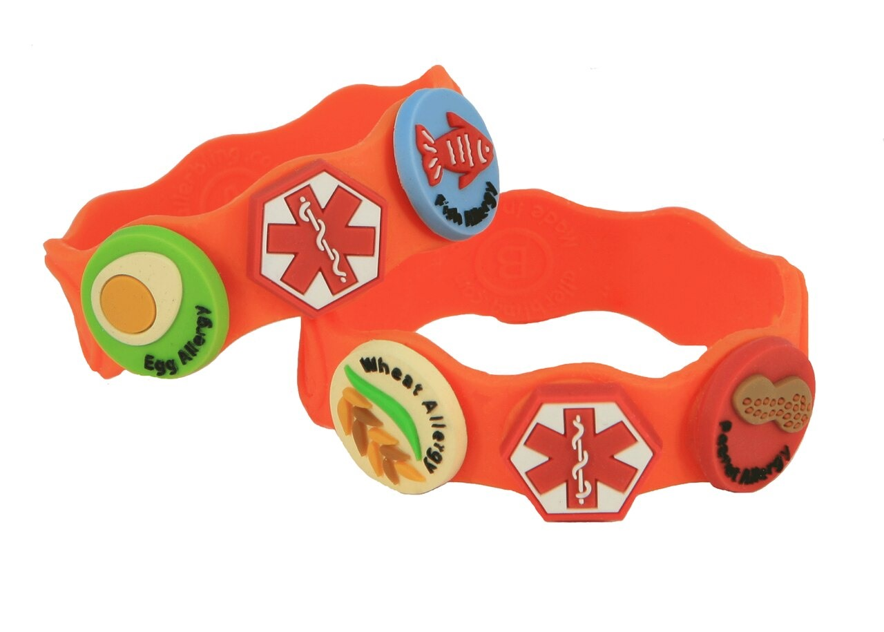 Food Allergy Bracelets for All Ages: From Adorable to Fashionable