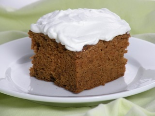Amy's Apple Carrot Breakfast Cake