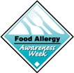 Food Allergy Awareness Week Logo