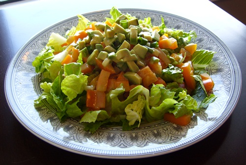 Dairy-Free Maple Dijon Salad Dressing with Living Harvest Hemp Oil