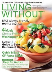 Living Without Magazine - spring and summer 2011 editions