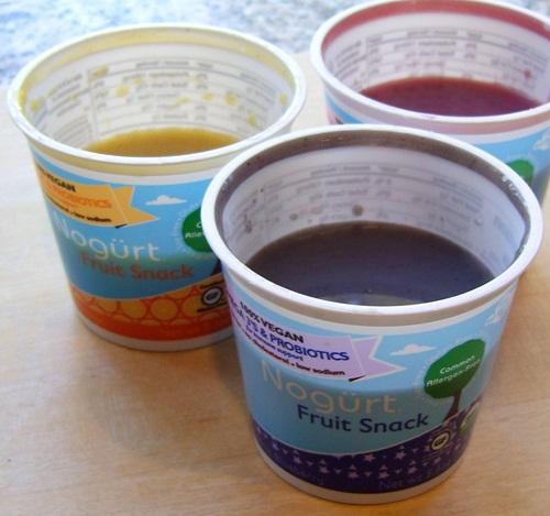 Nogurt Dairy-Free and Soy-Free Fruit Yogurt-Like Snack