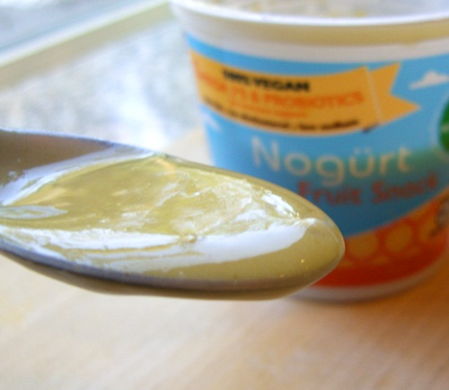 Nogurt Dairy-Free and Soy-Free Fruit Yogurt-Like Snack