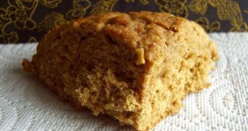 Whole Wheat Apple Cinnamon Vegan Scones