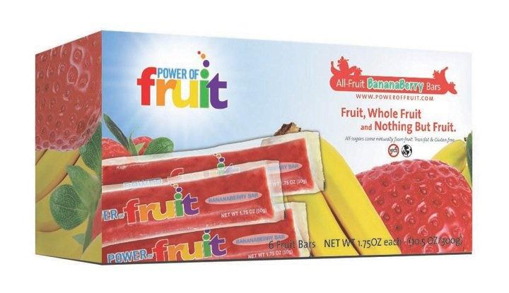 Power of Fruit Bars