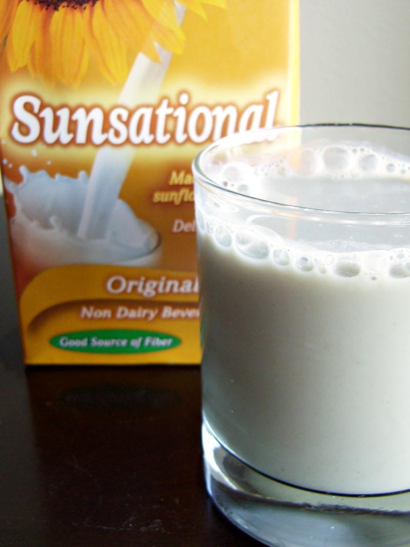 Sunsational Sunflower Milk Beverage
