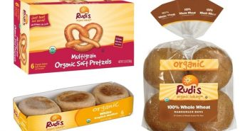 Rudi's Organic Bakery Rolls and Other Bread Products