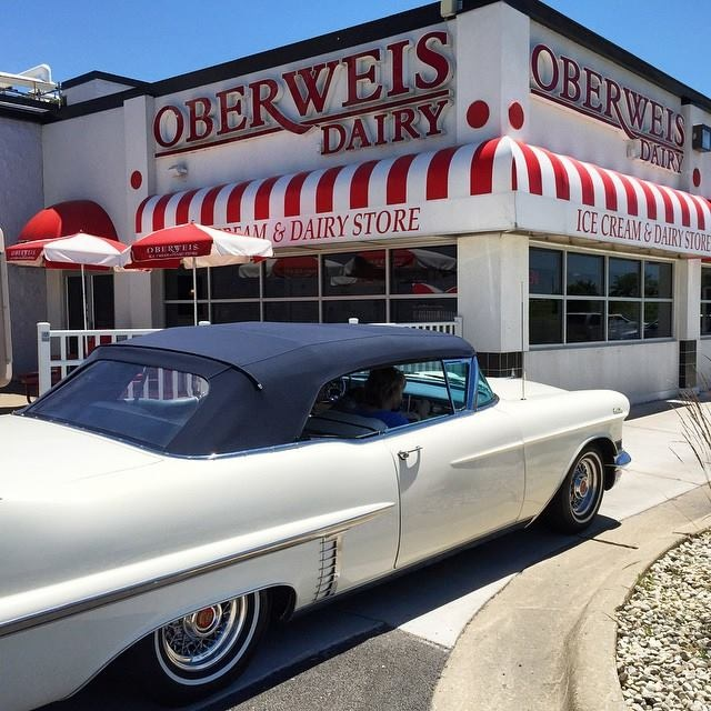 Yes, There are Some Good Dairy-Free Options at Oberweis in the Midwest
