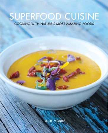 Superfood Cuisine by Chef Julie Morris