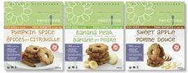 SweetPea Organic Vegan Nut-Free Cookies