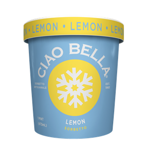 Ciao Bella Sorbetto Reviews and Info - Vegan, Dairy-Free, Gluten-Free, Soy-Free, and Available in 10 Flavors