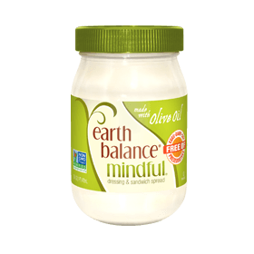 Earth Balance Mindful Mayo Review and Information - vegan mayonnaise in two varieties