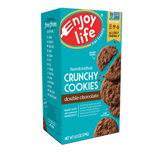 Enjoy Life Crunchy Cookies Reviews and Information - gluten-free, top allergen-free, vegan-friendly, and delicious!
