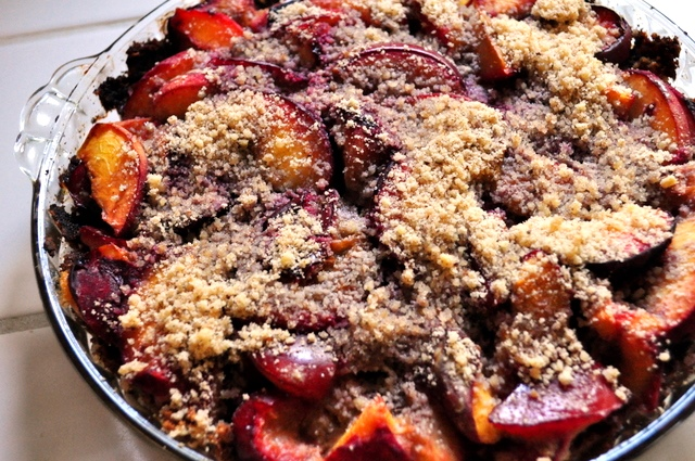 Plum Good Paleo Peach Pie Recipe (Dairy-Free & Vegan Too!)