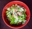 Vegan Cajun Coleslaw Salad
