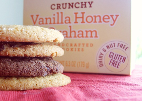 Enjoy Life Crunchy Handcrafted Cookies - Dairy-Free, Egg-Free, Gluten-Free, Nut-Free
