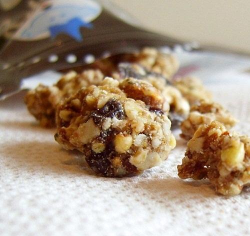 Hail Merry Raw Granola - Vegan, Dairy-Free, Gluten-Free