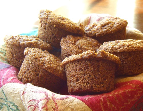 Maple Bran Muffins - Dairy-Free