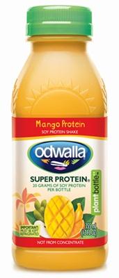 Odwalla Dairy-Free Mango Protein Smoothie - Non-Dairy