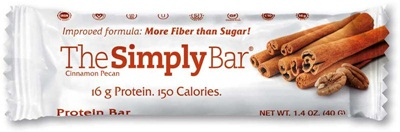 The Simply Bar - High Protein, Dairy-Free