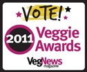 2011 Veggie Awards by VegNews Magazine