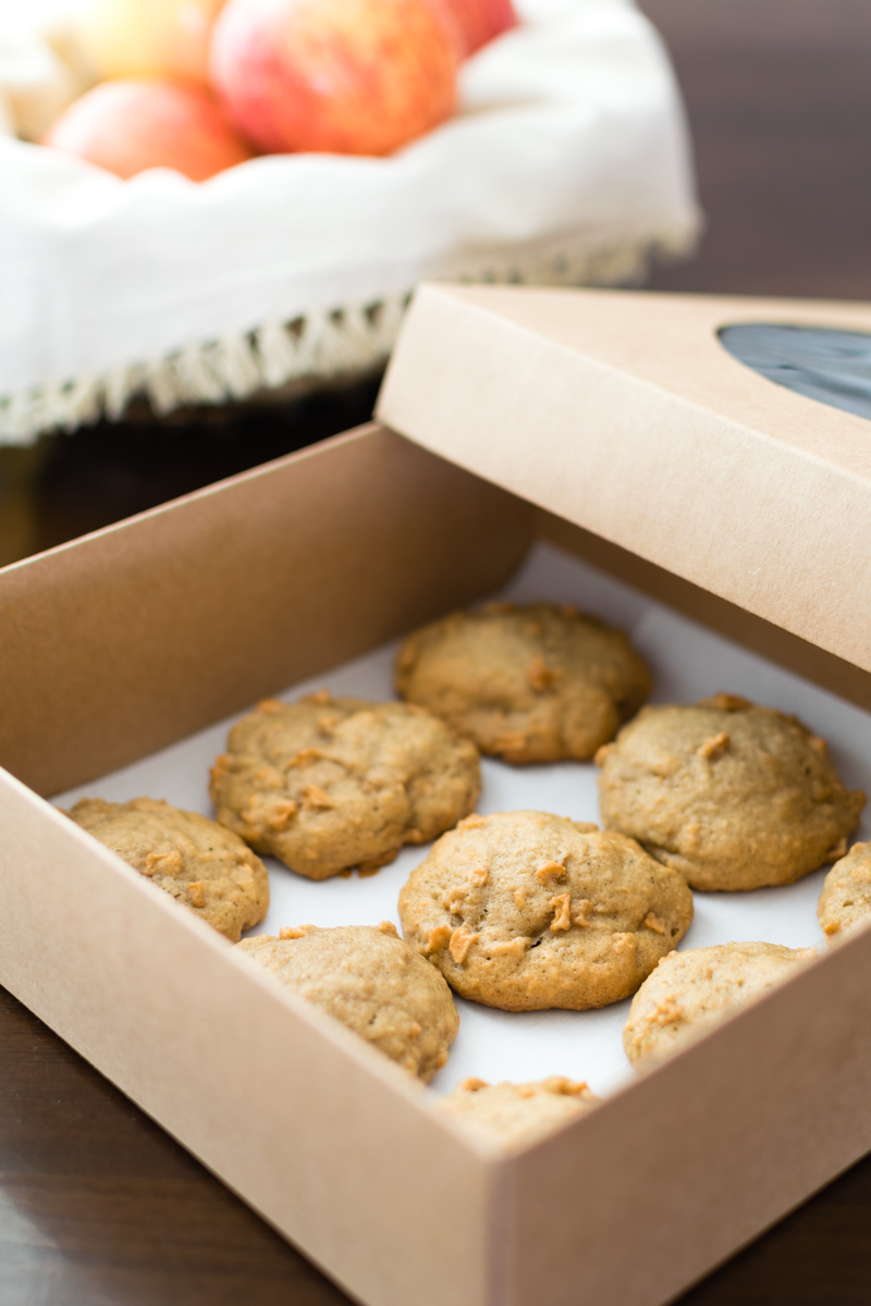 Dairy-Free Applesauce Cookies Recipe - A Spiced, Soft-Baked Family Classic