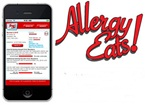 Allergy Eats App for iPhone and Android