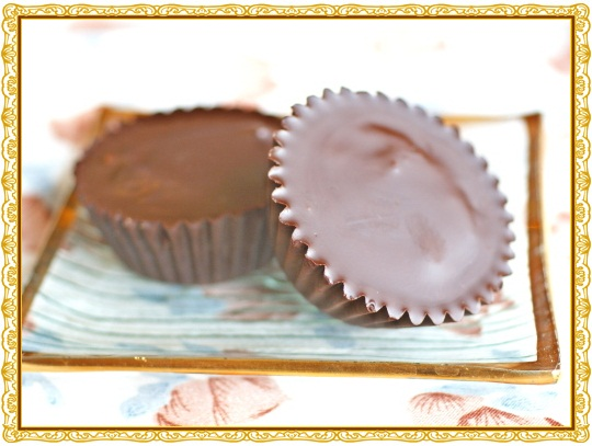 Vegan and Sugar-Free SunButter Cups
