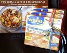 Cooking with Crispbread WASA Giveaway
