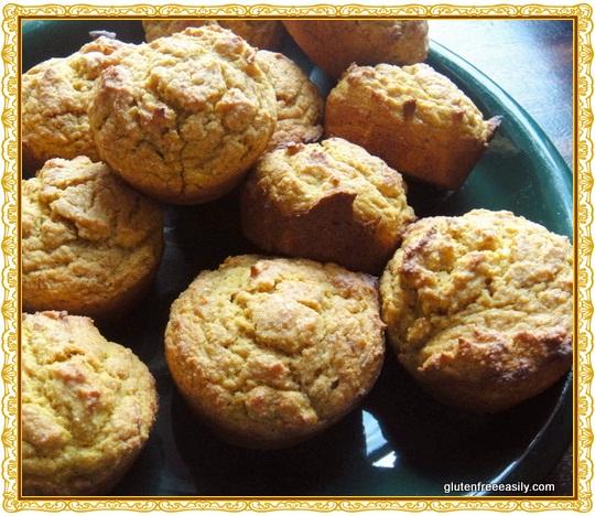 Simple Gluten-Free Bran Muffins