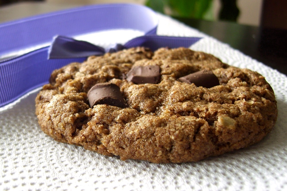 Vegan Mesquite Chocolate Chip Cookies A Delicious Iconic Recipe Without Dairy Or Eggs