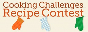 Cooking Challenges Recipe Contest