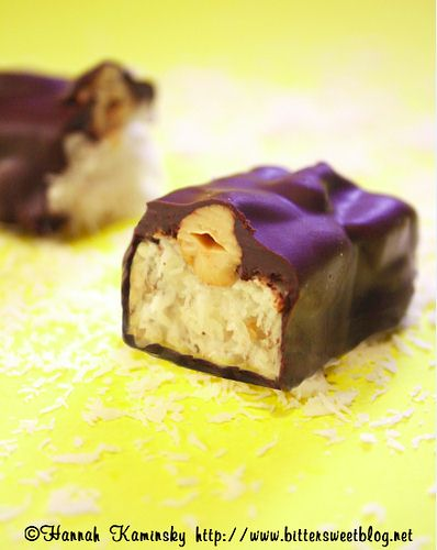 Cashew Joy Vegan Candy Bars Recipe - Gluten-Free & Dairy-Free