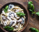 Garlic Shiitake Cream Sauce is a Vegan Chef's Answer to Lazy Nights