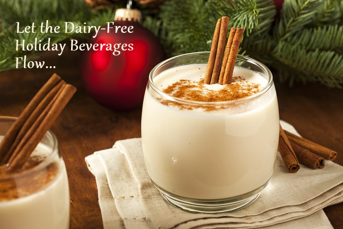 Dairy-Free Holiday Beverages: A Big Round-Up of Vegan Nog, Pumpkin, and Chocolate Mint Drinks
