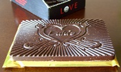 Lulu's Raw Vegan Chocolate - Dairy-Free, Soy-Free, and sweetened with Coconut Sugar