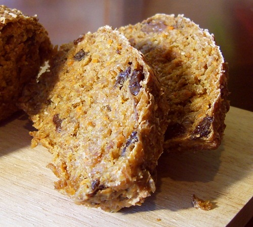 Manna Bread - Organic Sprouted Wheat Bread - Dairy-Free, Egg-Free, Vegan
