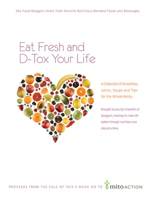 MitoAction - Detox Smoothie, Juice, and Soup Recipe E-Book