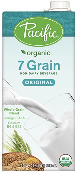 Pacific Foods 7 Grain Non Dairy Beverage
