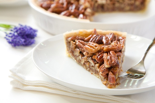 Thanksgiving & Holiday Dairy-Free Pies - Pecan