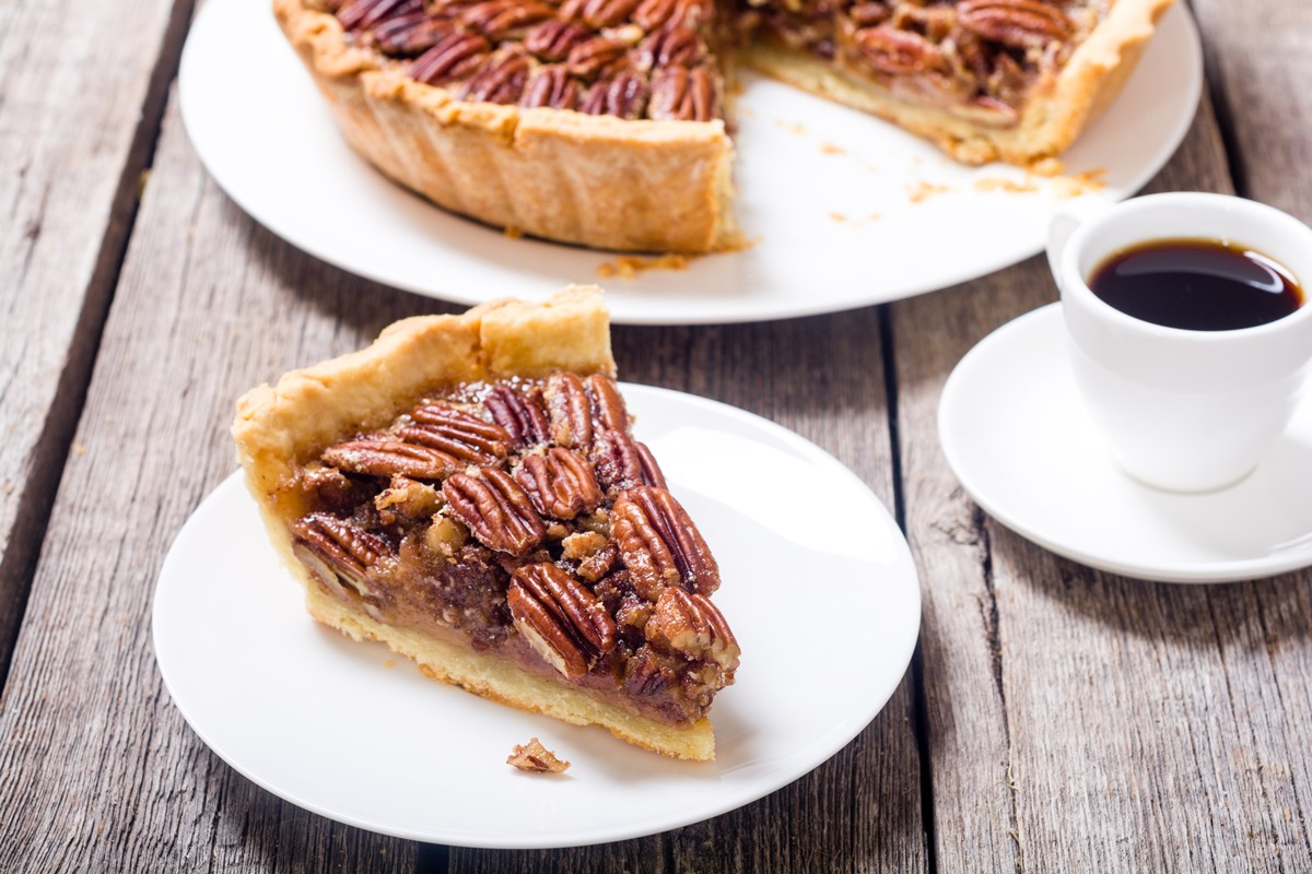 Aunt Bonnie's Pecan Pie Recipe - A Dairy-Free Family Favorite with Several Egg-Free, Vegan, and Gluten-Free Options