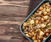 Mushroom Sage Stuffing: A Chef's Dairy-Free Side for the Holidays
