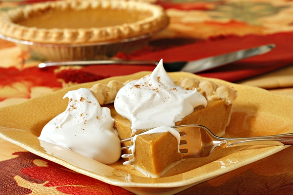 Thanksgiving & Holiday Dairy-Free Pies - Pumpkin Pie