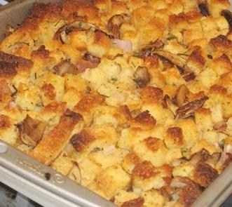 Hazelnut Sage Gluten-Free Stuffing Recipe