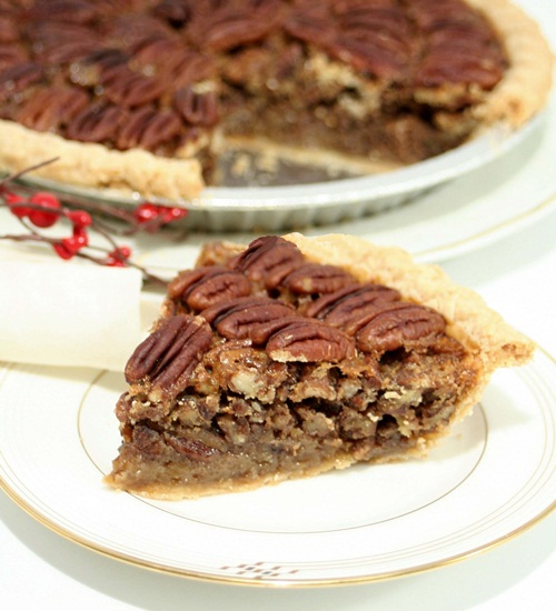 wholesome Pecan Pie